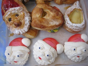 Christmas Cookies from La Provence Bakery!