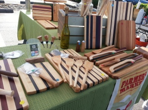 Lovely hand-crafted boards.