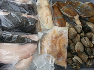 Fresh Seafood from Wild Oregon coming this Saturday.