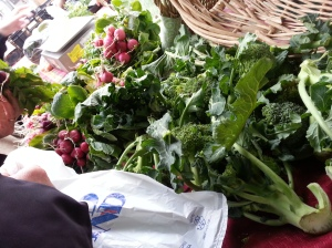 Local, fresh produce in abundance!