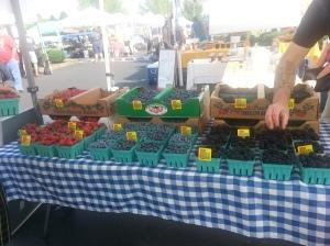 Albeke Farms still have plenty of berries.