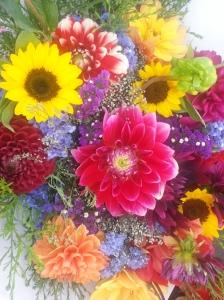 Fresh flowers..always!