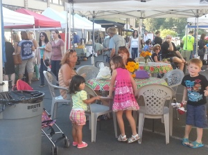 Just two more Wednesday Markets.