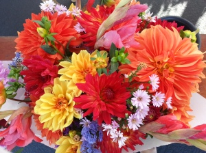 Final chance to catch C&K Flowers Downtown on Wednesdays!