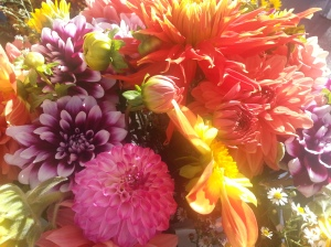 Fall Bouquets..who wouldn't want one!