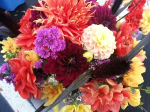3 flower farms this Saturday.