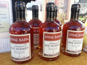 Stonebarn Brandy Works....make sure you get a taste of all their products!