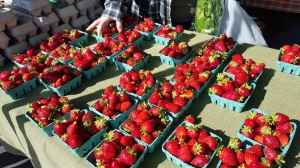 Juicy sweet berries availbale from RJ Farms this week, but don't be late if you want some!